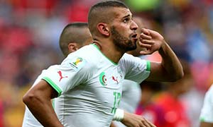 South Korea 2-4 Algeria