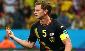 South Korea 0-1 Belgium