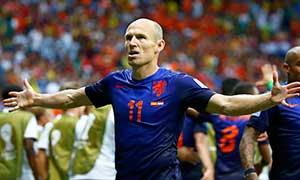 Spain 1-5 Netherlands