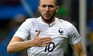 Switzerland 2-5 France