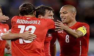 Switzerland 2-0 Peru