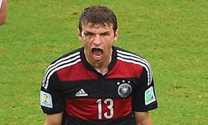United States 0-1 Germany