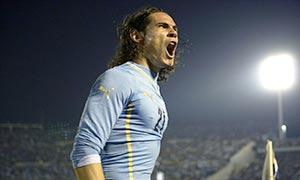 Uruguay 2-0 Slovenia