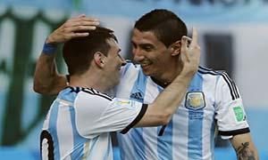 Argentina 1-0 Switzerland