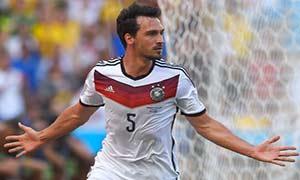 France 0-1 Germany
