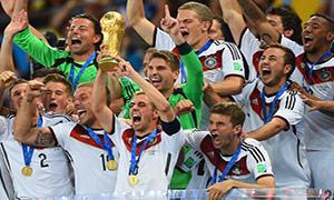 Germany 1-0 Argentina