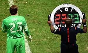 Netherlands 0-0 (Pen 4-3) Costa Rica