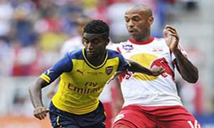 New York Red Bulls 1-0 Arsenal