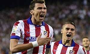 Atletico Madrid 1-0 Real Madrid (Second Leg)
