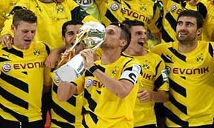 Borussia Dortmund 2-0 Bayern Munich