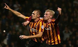 Bradford City 2-1 Leeds United