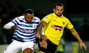 Burton Albion 1-0 Queens Park Rangers