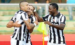 Chievo 0-1 Juventus