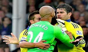 Everton 3-6 Chelsea