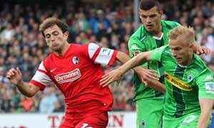 Freiburg 0-0 Borussia Monchengladbach