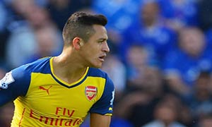 Leicester City 1-1 Arsenal