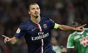 Paris Saint-Germain 5-0 Saint-Etienne