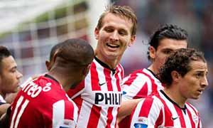 PSV Eindhoven 2-0 Vitesse