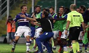 Palermo 1-1 Sampdoria