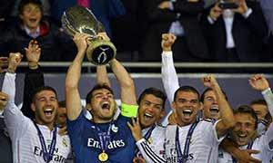 Real Madrid 2-0 Sevilla