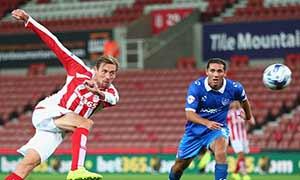 Stoke City 3-0 Portsmouth