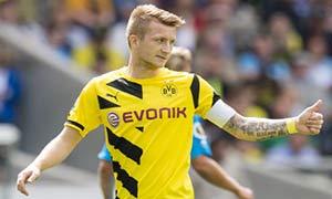 Stuttgarter Kickers 1-4 Borussia Dortmund