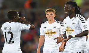 Swansea City 1-0 Rotherham United