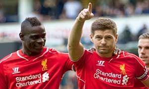 Tottenham Hotspur 0-3 Liverpool