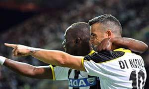 Udinese 2-0 Empoli