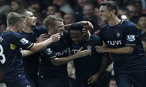 Arsenal 1-2 Southampton
