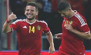 Belgium 2-0 Australia