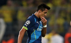Borussia Dortmund 2-0 Arsenal
