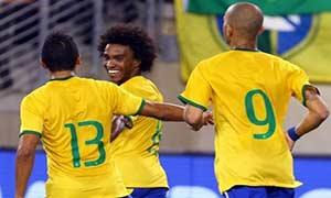 Brazil 1-0 Ecuador