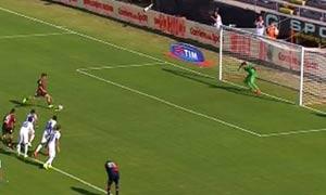 Cagliari 1-2 Atalanta