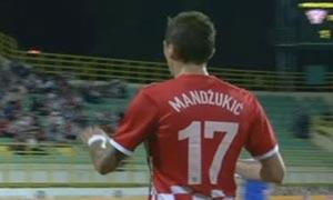Croatia 2-0 Cyprus