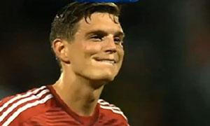 Denmark 1-2 Turkey