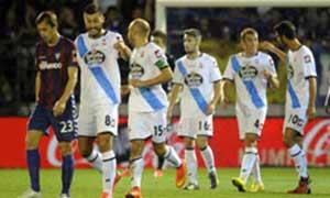 Eibar 0-1 Deportivo La Coruna