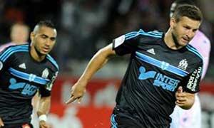 Evian Thonon Gaillard 1-3 Marseille
