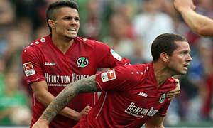 Hannover 2-0 Hamburger SV