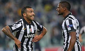 Juventus 2-0 Malmo FF