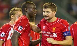 Liverpool 2-1 Ludogorets