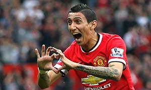 Manchester United 4-0 Queens Park Rangers