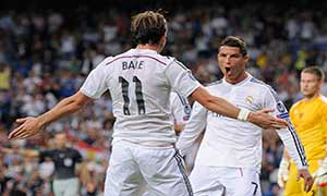 Real Madrid 5-1 Basel