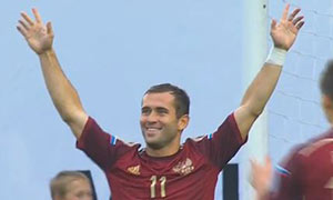 Russia 4-0 Azerbaijan