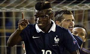 Serbia 1-1 France