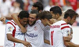 Sevilla 2-0 Getafe