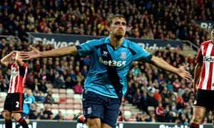 Sunderland 1-2 Stoke City