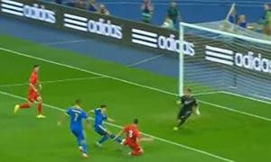 Ukraine 1-0 Moldova