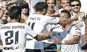 Valencia 3-1 Espanyol