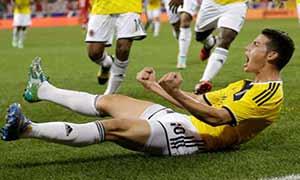 Canada 0-1 Colombia